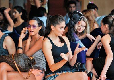 Lakmé Fashion Week SummerResort 2013 - Model Auditions 003