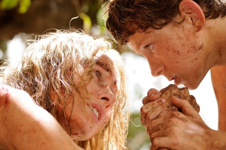 Naomi Watts and Tom Holland - The Impossible