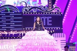 Parineeti Chopra at Glitterati 2013 at Aamby Valley City