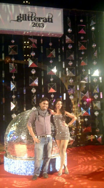 SouBoy at Glitterati 2013