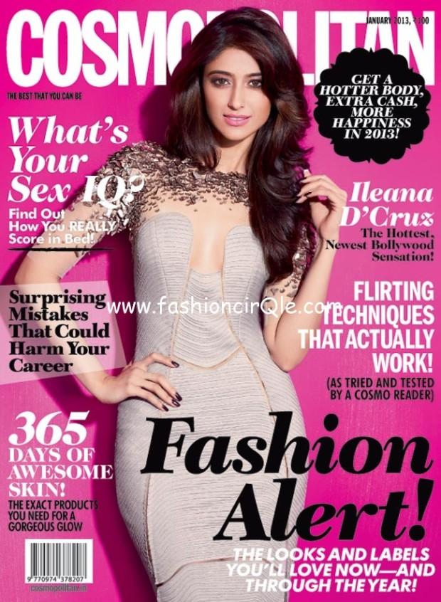 Cosmopolitan India Jan 2013