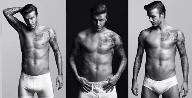 David Beckham H&M 001