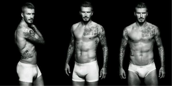 David Beckham H&M 002