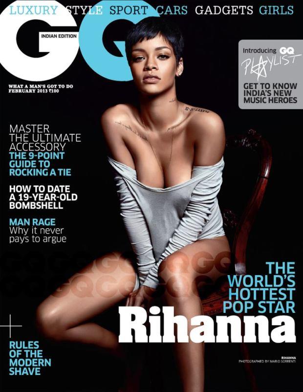 GQ India - Feb 2013