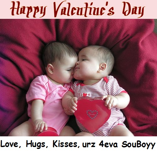 SouBoyy wishes you a very Happy Valentine's Day!