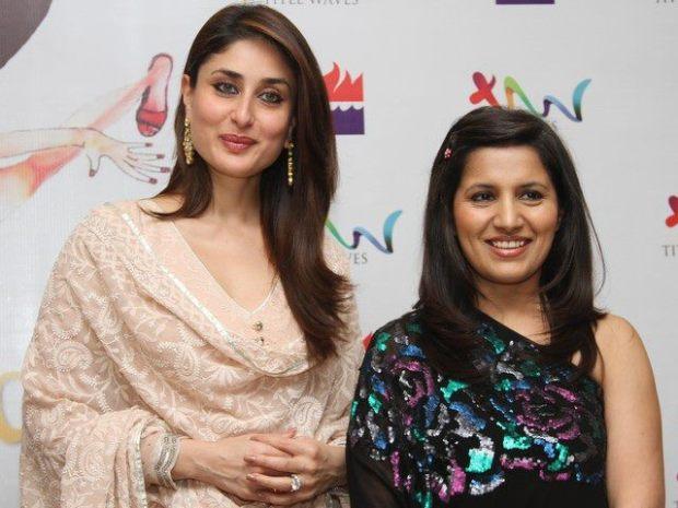 Richa Lakhera with Kareena Kapoor