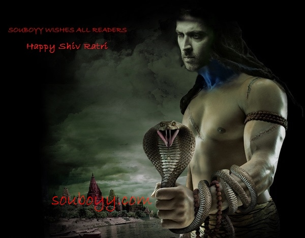 SOUBOYY - HAPPY SHIV RATRI