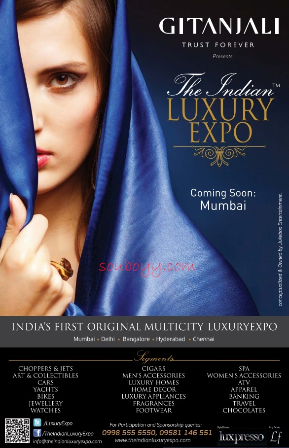 SOUBOYY - KARAN BHANGAY'S THE LUXURY EXPO