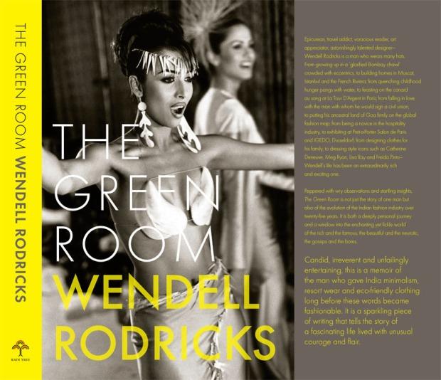 The Green Room by Wendell Rodricks