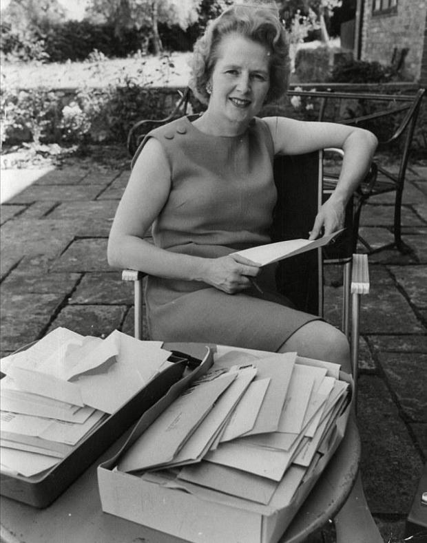 Baroness Margaret Thatcher - SouBoyy