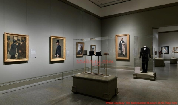 Gallery Six— Frocks Coats and Fashion - The Urban Male - Impressionism, Fashion, and Modernity - Lane Rasberry Das - SouBoyy - Sourendra Kumar Das - The Metropolitan Museum of Art, New York
