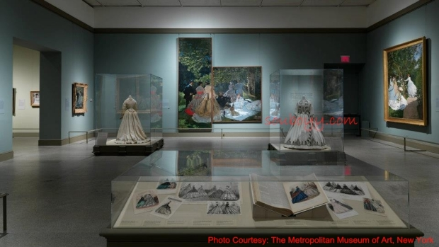 Gallery Two—En Plein Air - Impressionism, Fashion, and Modernity - Lane Rasberry Das - SouBoyy - Sourendra Kumar Das - The Metropolitan Museum of Art, New York