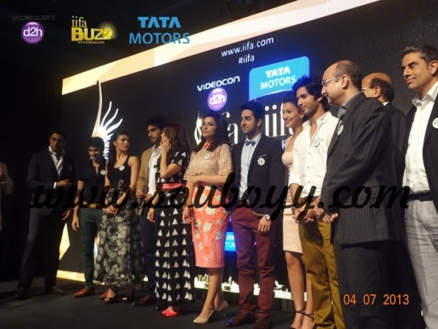 Stars Galore at IIFA 2013 Press Conference