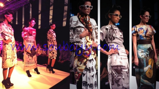 At Lakme Fashion Week by Saket Dhankar -  MUSICALLY Redefined by Aarti Vijay Gupta, SOUBOYY VERDICT - ARTISTIC, 7 OUT OF 10
