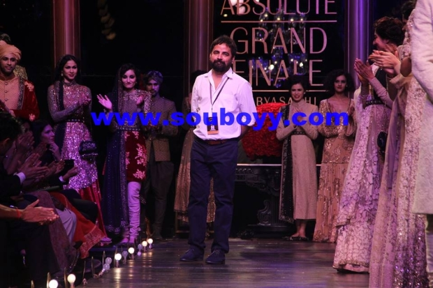 SabyaSachi Mukherji at Lakme Fashion Week Grand Finale, by SouBoyy, Sourendra Kumar Das