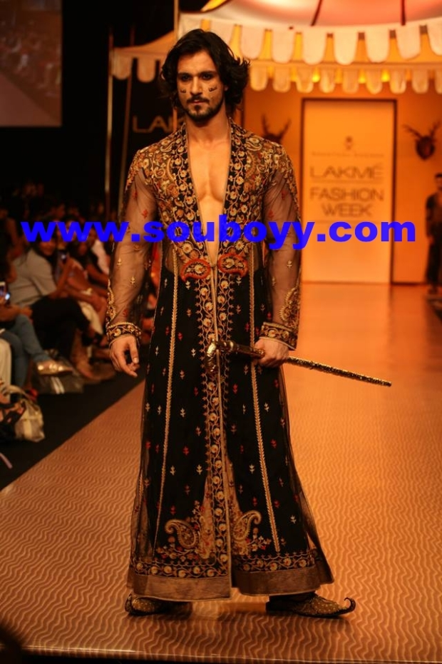 Shantanu Goenka's KRUHUN at Lakme Fashion Week, Winter Festive - Day 2 by Sou Boyy, Sourendra Kumar Das