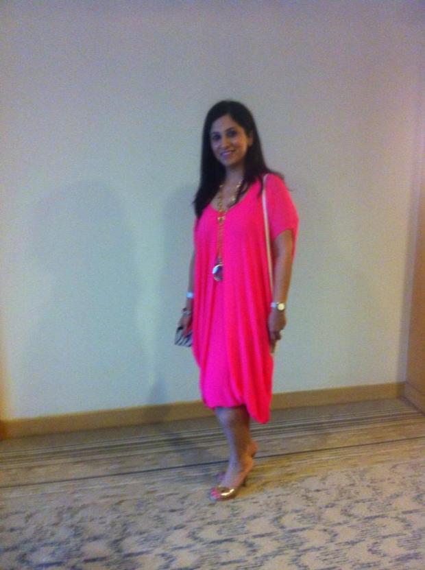 Shivani Gupta at IIJW