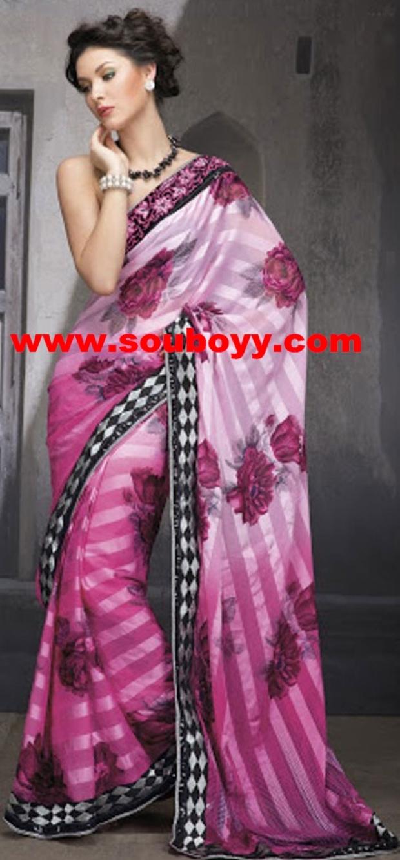 Reeva Online Sarees by Sou Boyy - Floral Prints