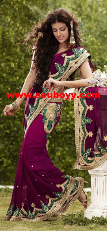 Reeva Online Sarees by Sou Boyy - Zari Beads