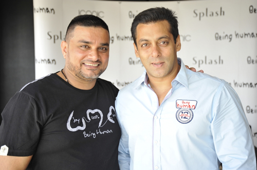 Salman and Raza - Splash Dubai