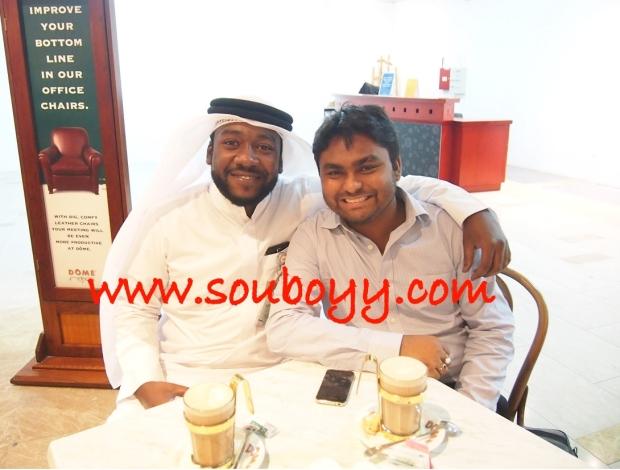 Sou Boyy & Saleem at Dome in Dubai
