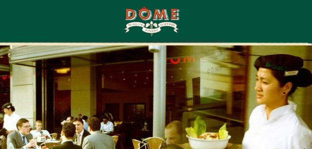 SouBoyy - Dome Cafe in Dubai