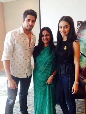 Ek Villain Promotions in Dubai