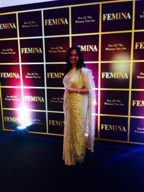 Manju Ramanan - Femina Middle East