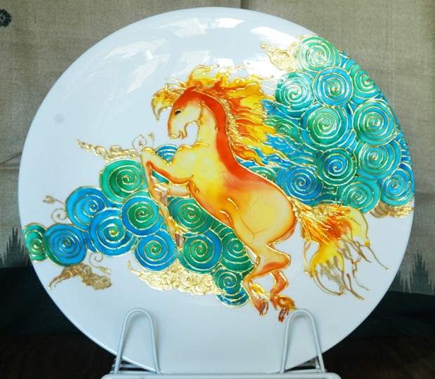 Aakar Paintngs - Horse