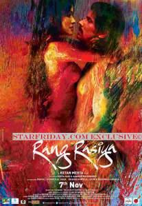 Rang Rasiya's first look