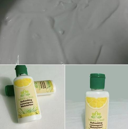 babaji's body lotion - souboyy
