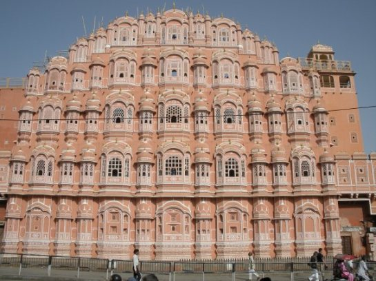 Hawa Mahal (Palace of the Winds)