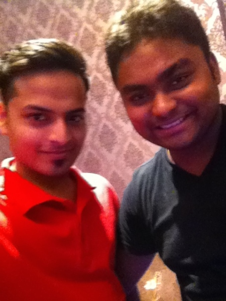 Sou and Abhishek from AJ's House - SouBoyy Image