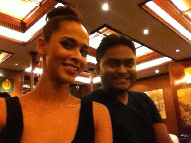Sou with Madhu Sneha