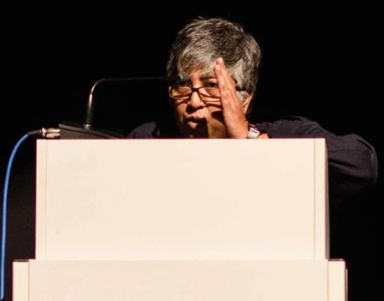 Minakshi at Dialogues