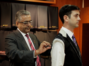 Raja_Daswani_Fitting